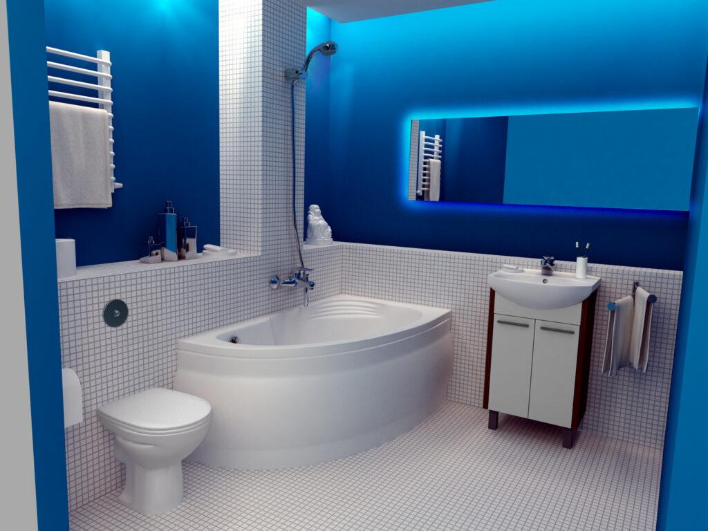 Ремонт ванной комнаты рекомендации