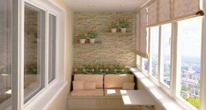 Как утеплить балкон изнутри своими руками в кирпичном доме